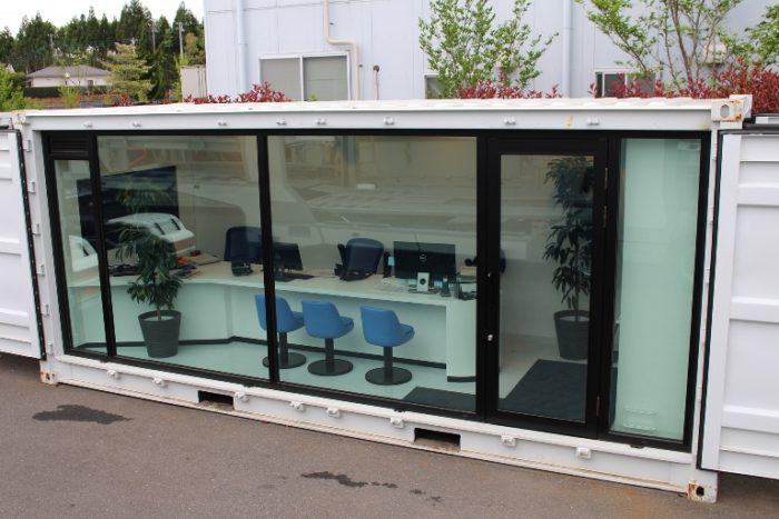 移動用オフィス01